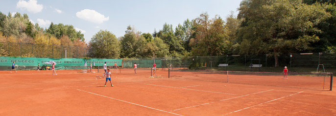 Tennisschule Mazany